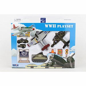 Boeing WWII Playset