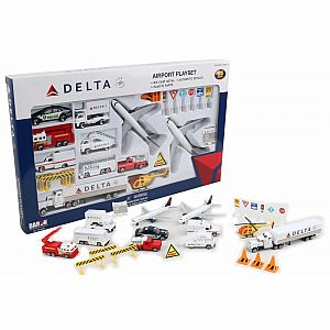 Delta Large Playset