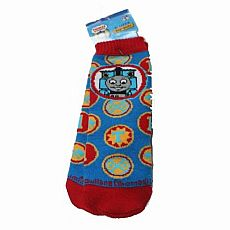 Thomas Slipper Socks, Boys Sz. 6-8