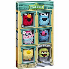 Sesame Street 50Th Anniversary Collector Set
