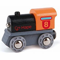 Hape Rail Steam Engine Giveaway: FREE with Hape Rail purchase of $60 or more!