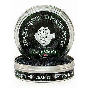 "4"" Thinking Putty - Strange Attractor - Super Magnetic"