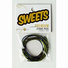 Sweets Premium String Pack - Olive/Navy