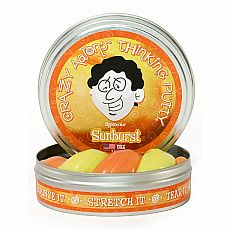 "2"" Thinking Putty - Sunburst - Hypercolor"