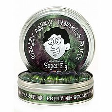 "4"" Thinking Putty - Super Fly - Super Illusion"
