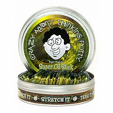 "4"" Thinking Putty - Super Oil Slick - Super Illusion"