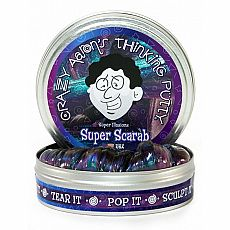 "2"" Thinking Putty - Super Scarab - Super Illusion"