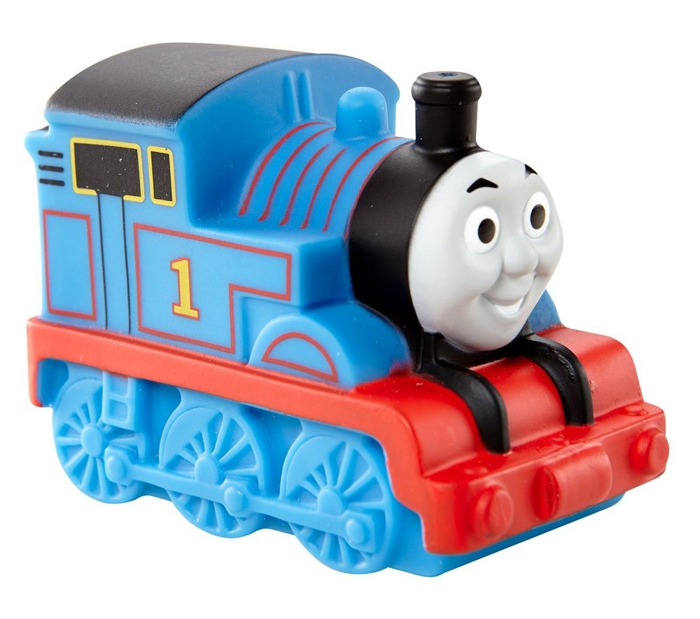 Toys For Friends : Thomas bath squirter totally inc