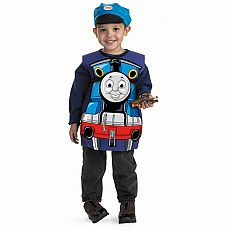 Thomas the Tank Engine Candy Catcher Costume, Size 4-6x