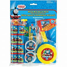 Thomas All Aboard Mega Mix Value Pack