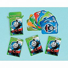 Thomas All Aboard Memory Games