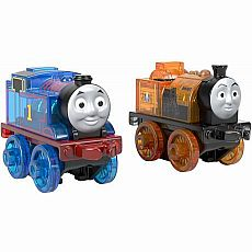 MINIs Light-Up Thomas & Stephen - Updated!