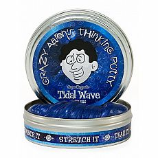 "4"" Thinking Putty - Tidal Wave - Super Magnetic"