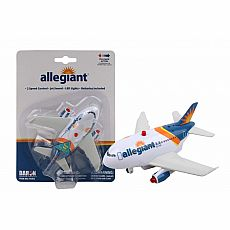 Allegiant Pullback with Light & Sound
