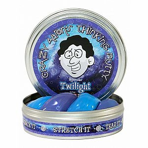 "2"" Thinking Putty - Twilight - Hypercolor"