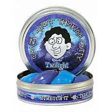 "4"" Thinking Putty - Twilight - Hypercolor"