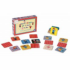 When I Grow Up Memory Matching Game