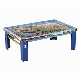 Wood Table with Playboard by Fisher-Price
