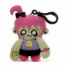 Zombie Sweetness Backpack Clip