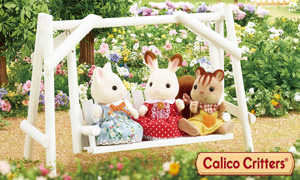 9 Calico Critters