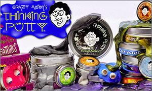 5 Crazy Aaron Putty